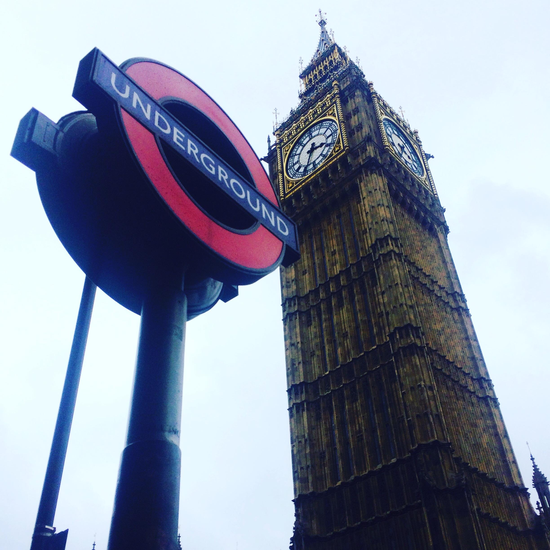 Birthday weekend in London