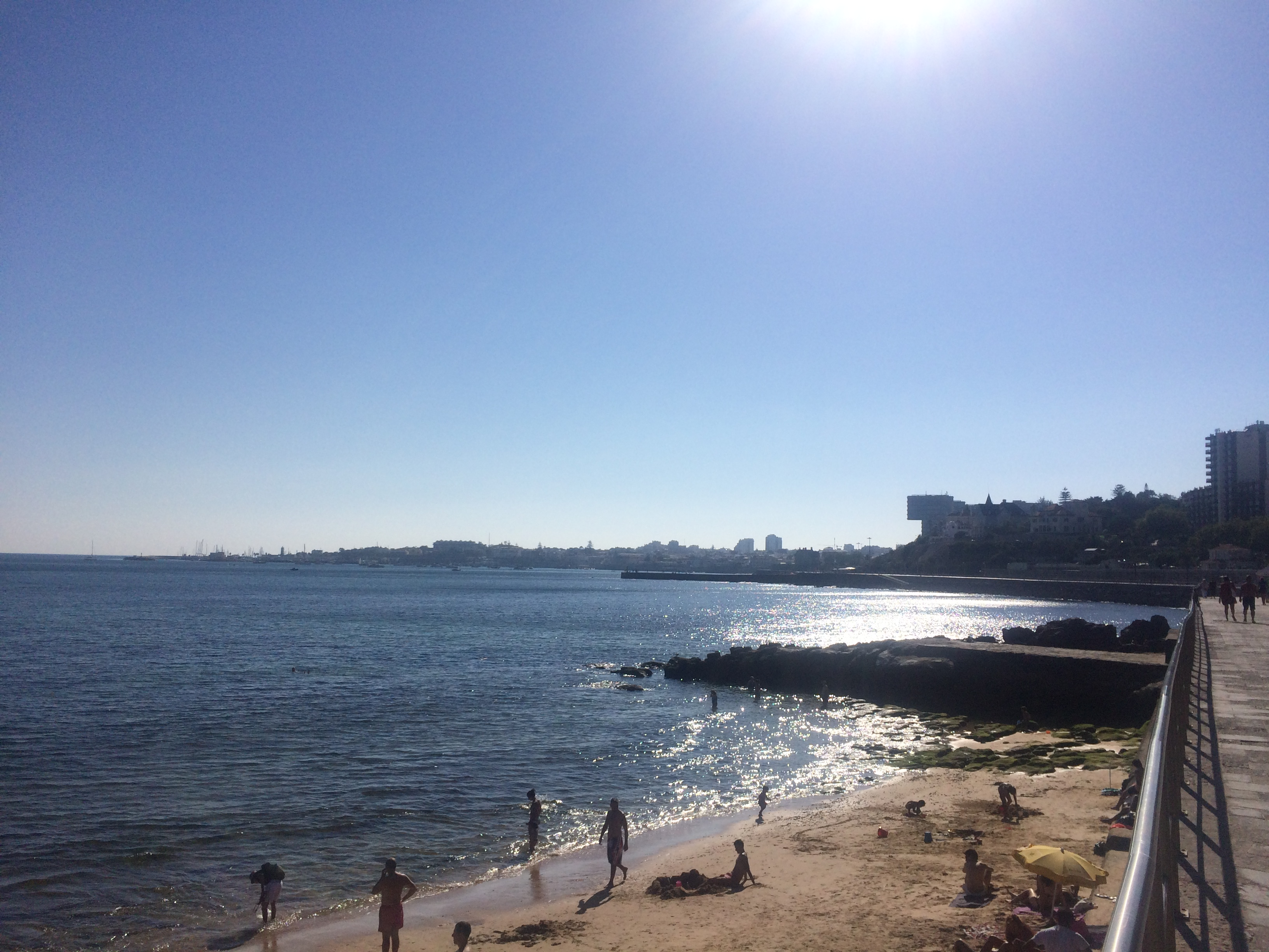 LISBON DIARIES – A day in Cascais [Day 4]