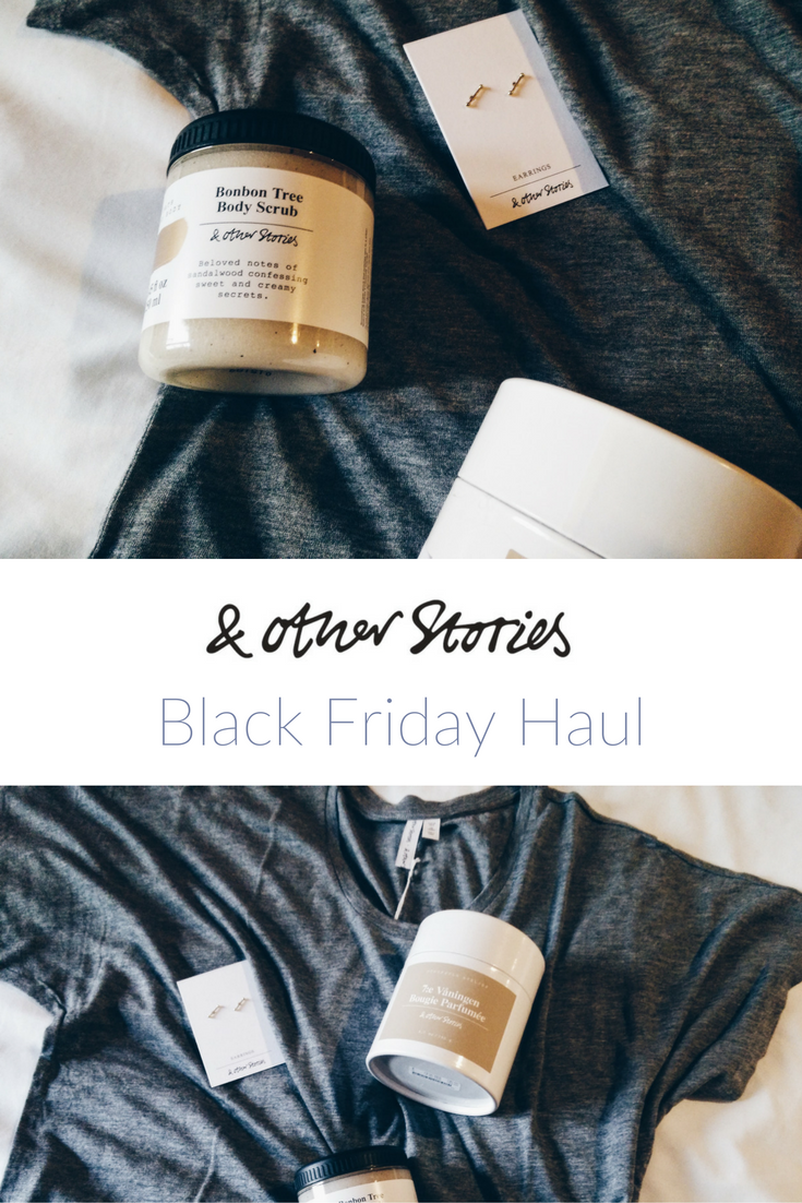 & Other Stories - Black Friday Haul