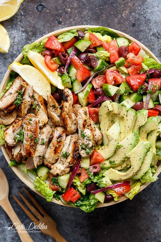 Best Healthy Recipes from Pinterest