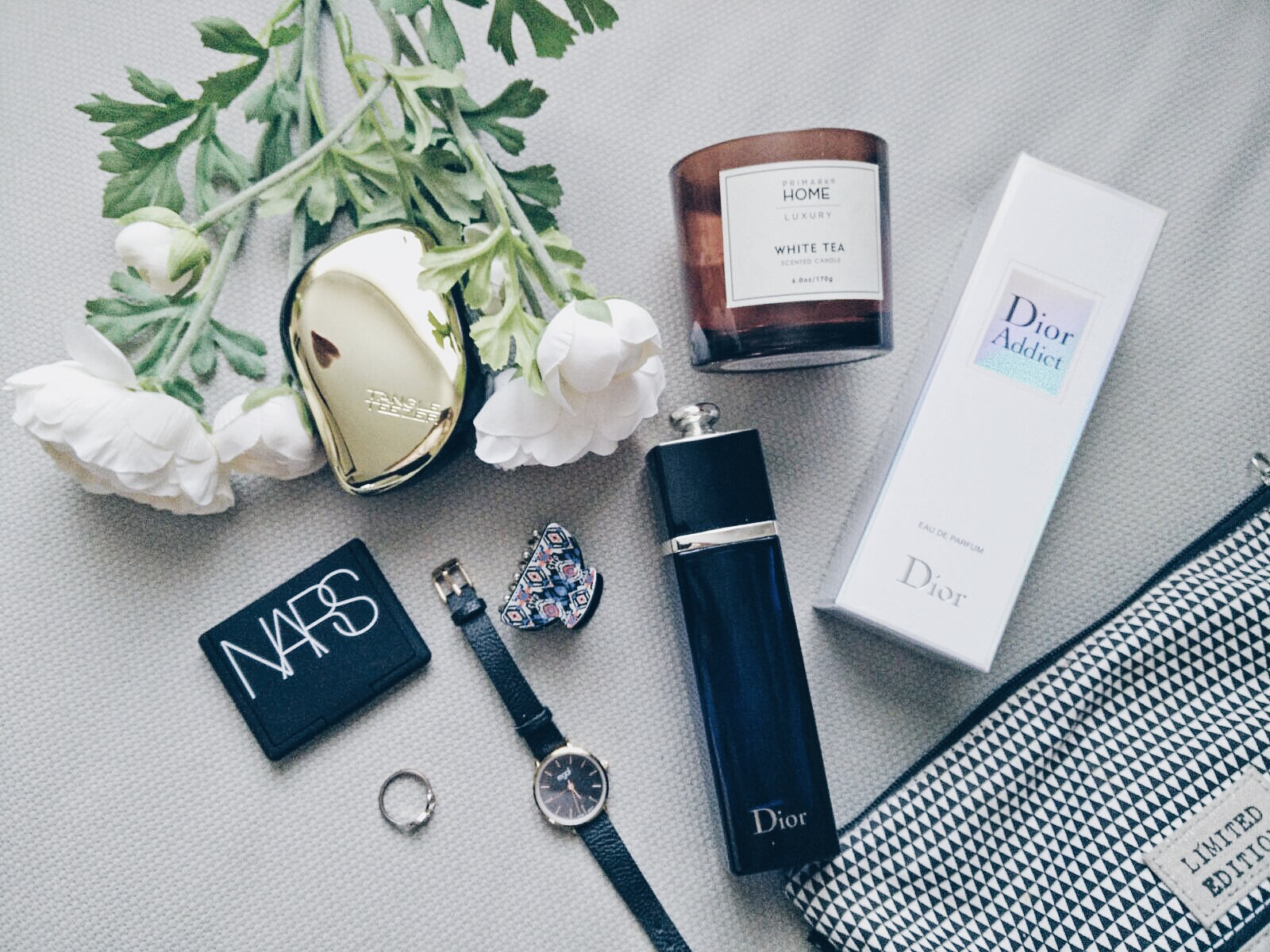 SEPHORA HAUL – Dior, Nars & Tangle Teezer