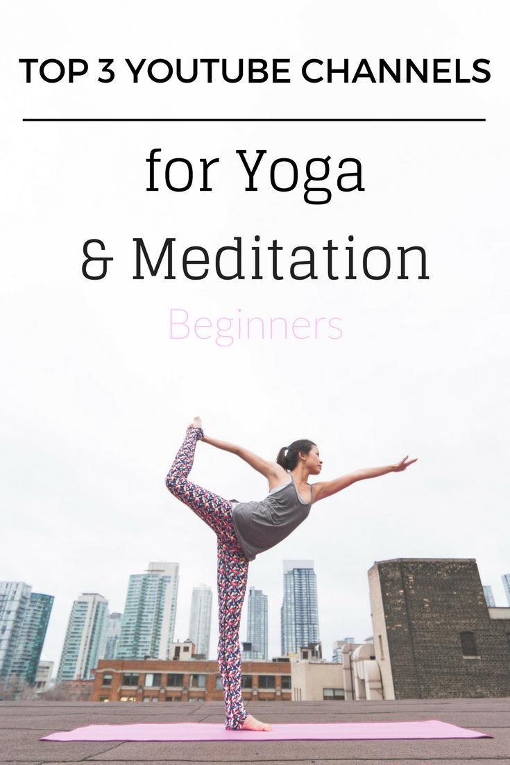Yoga YouTube Meditation
